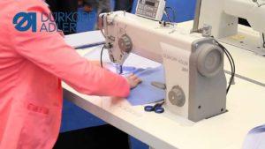 errores al utilizar una máquina de coser