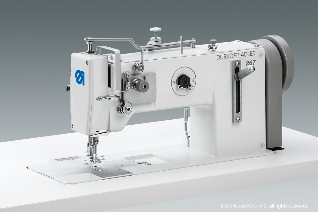 Características de las máquinas de coser industriales